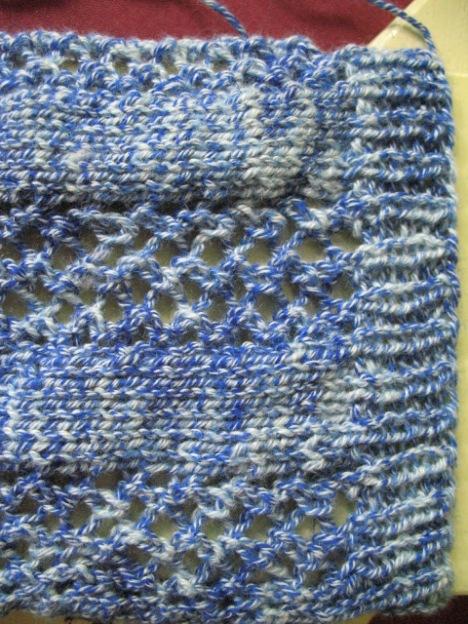 second blue sock2