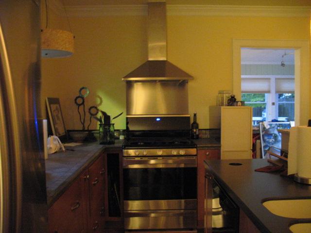Slate Tile Kitchen Counters
