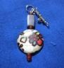 wrapped char2m pendant