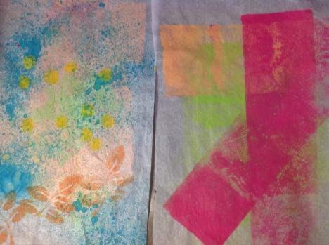 hot color hp paper