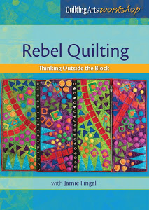 rebel quilting DVD