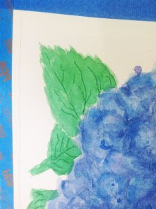 Hydrangea-in-progress-leaf-
