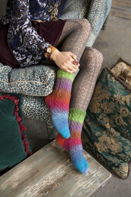 VOGUE Knitting Crochet 2014, photo by Rose Callahan