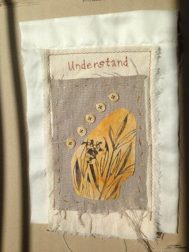 Prayer flag Understand